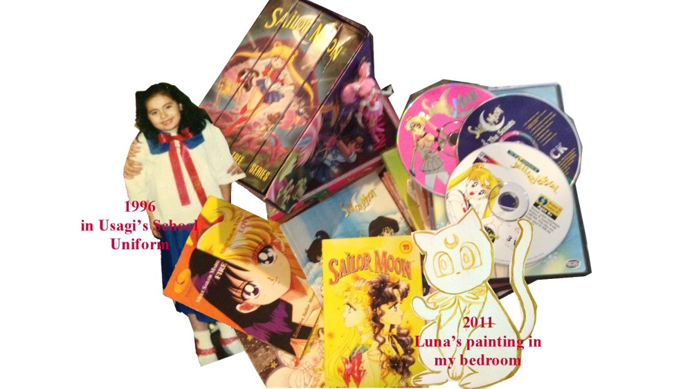 """All Rights Reserved to """"Sailor Moon"""" by Naoko Takeuchi."""
